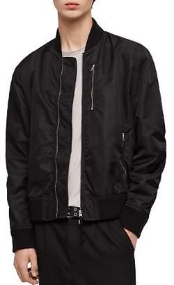 AllSaints Noma Zip Bomber Jacket
