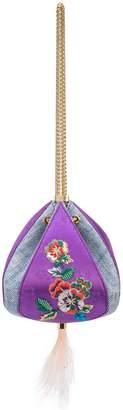 THE VOLON Cindy Flower bag