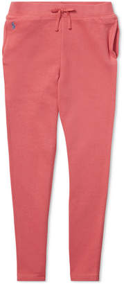 Polo Ralph Lauren Big Girls French Terry Leggings