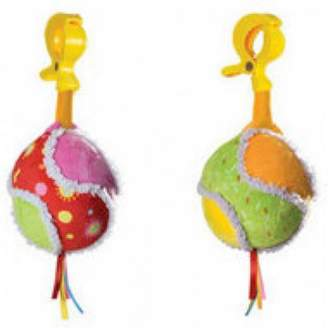 Taf Toys Chime Bell Ball Soft Toy