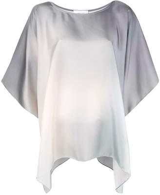 Jean Paul Gaultier Knott batwing blouse