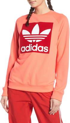 adidas Trefoil Graphic Sweatshirt