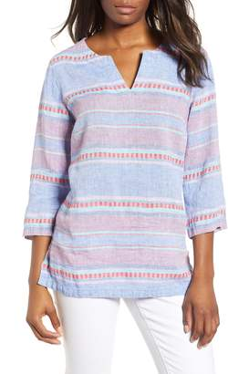 Tommy Bahama La Plaza Striped Tunic