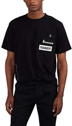 Moncler 7 FRAGMENT Men's Logo Cotton T-Shirt