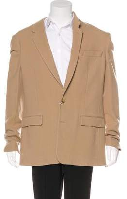Maison Margiela Wool Two-Button Blazer w/ Tags