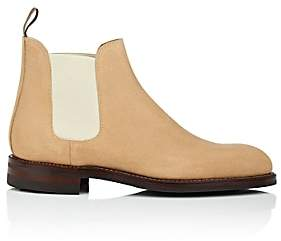 Crockett Jones Crockett & Jones Men's Chelsea 5 Leather Boots - Sand