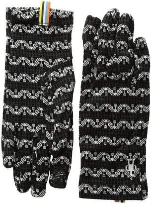 Smartwool NTS Mid 250 Pattern Gloves Wool Gloves