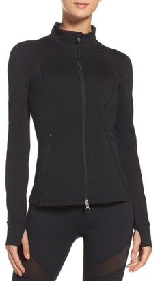 Women's Zella Presence Training Jacket $89 thestylecure.com