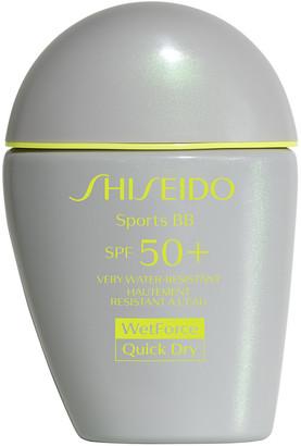 Shiseido Sports BB SPF50+ - Colour Medium