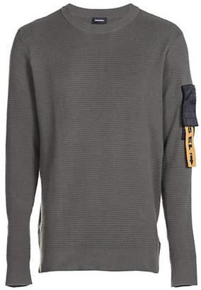 Diesel K-Waff Cotton Sweater