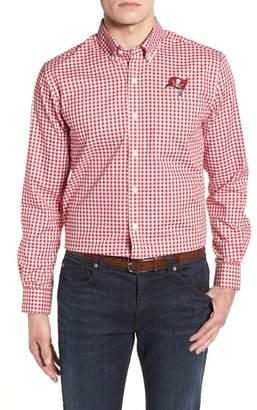 Cutter & Buck League Tampa Bay Buccaneers Regular Fit Shirt