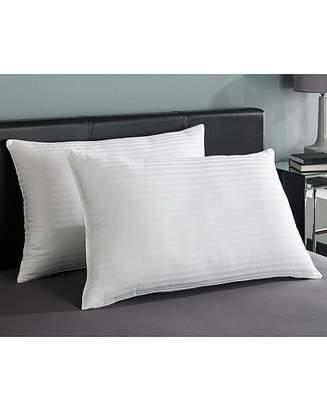 Downland Hotel Quality Stripe Pillows