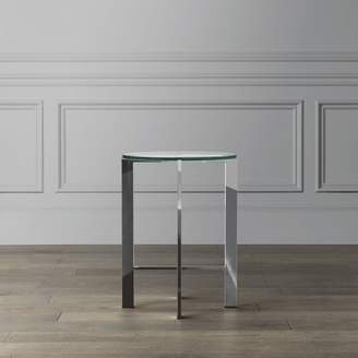 Williams-Sonoma Mercer Glass Side Table
