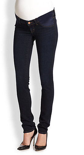 J Brand Maternity Maternity Rail-Tencel Jeans