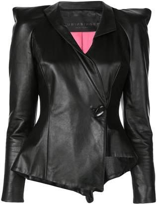 Rubin Singer structured shoulder jacket