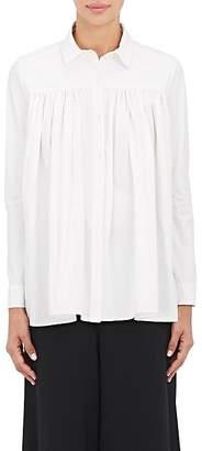 Co Women's Cotton A-Line Blouse $395 thestylecure.com