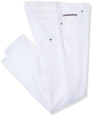 07060db6 at Amazon.co.uk · Tommy Hilfiger Men's Straight Denton STR CHADON White  Jeans, Blau 911, W40/L34