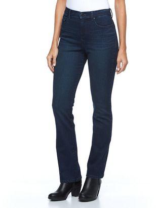 Women's Gloria Vanderbilt Jordyn Curvy Fit Bootcut Jeans $39.99 thestylecure.com