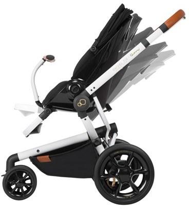 Infant Quinny X Rachel Zoe 'Moodd Jet Set - Special Edition' Stroller 5