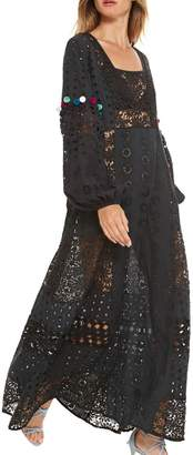 MISA Victoria Cover Up - Black
