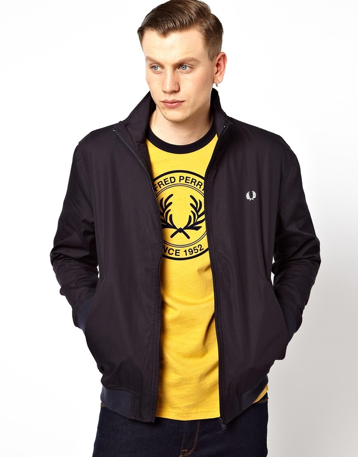 Fred Perry Sailing Jacket