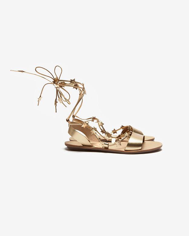 Loeffler Randall Star Sandal