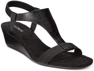 Alfani Women's Vacanzaa Wedge Sandals