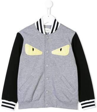 Fendi Monster bomber jacket