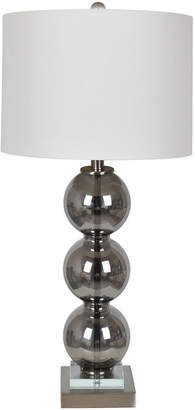 Crestview Collection Stacked Orb Table Lamp