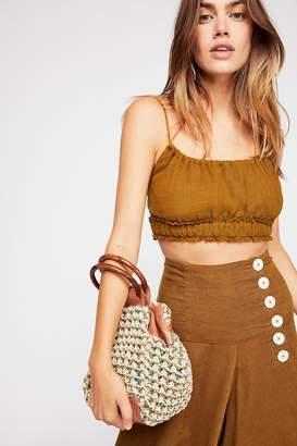 Maggie Knit Clutch