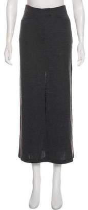 Henri Bendel Mid-Rise Maxi Skirt