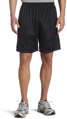 Soffe Nylon Mini Mesh Fitness Short