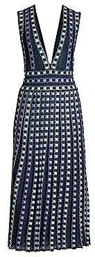 M Missoni Women's Lurex Midi Dress