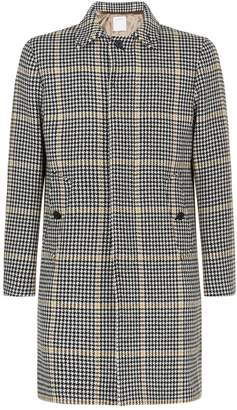 Sandro Houndstooth Coat