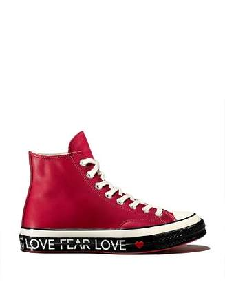 Converse Chuck Taylor All Star 70 Leather High Top Sneakers