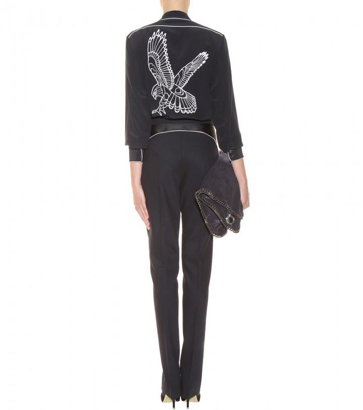 Stella McCartney Sarah wool trousers
