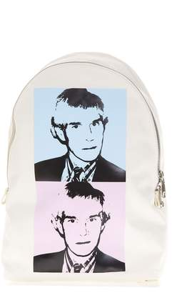 Calvin Klein Jeans White Andy Warhol Portrait In Fabric