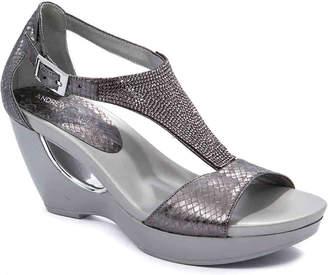 Andrew Geller Arana Wedge Sandal - Women's