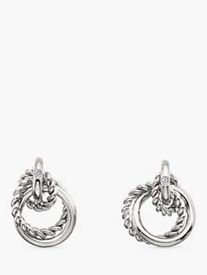 Hot Diamonds Unity Diamond Stud Earrings