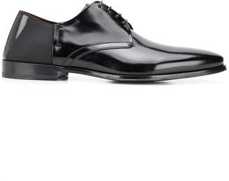 Dolce & Gabbana polished Derby shoes
