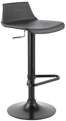Webster Temple & Manhattan Adjustable Swivel Bar Stool