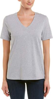 Three Dots Solid T-Shirt