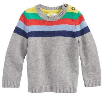 Mini Boden Stripe Sweater