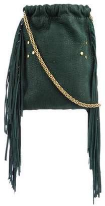 Jerome Dreyfuss Leather Crossbody Bag
