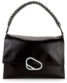 3.1 Phillip Lim Alix Leather Flap-Top Shoulder Bag