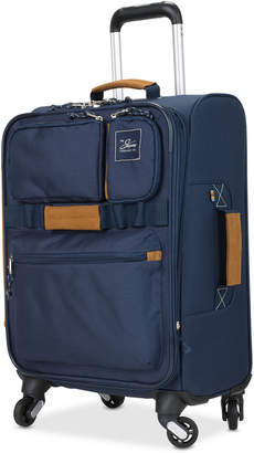 """Skyway Luggage Coupeville 20"""" Carry-On Spinner Suitcase"""