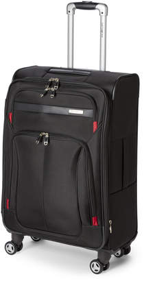 "Samsonite 24"" Black Connell Upright Spinner"