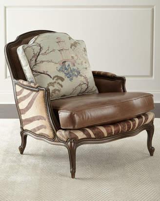 Massoud Joleen Zebra Chair