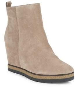 Donna Karan Dee Leather Booties