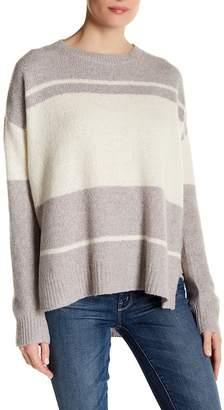 360 Cashmere Clio Hi-Lo Cashmere Sweater $379.50 thestylecure.com